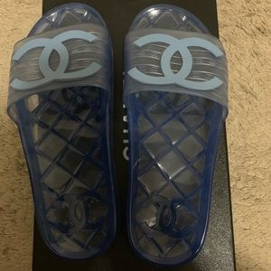 Chanel mules size 37(fits like 6.5)